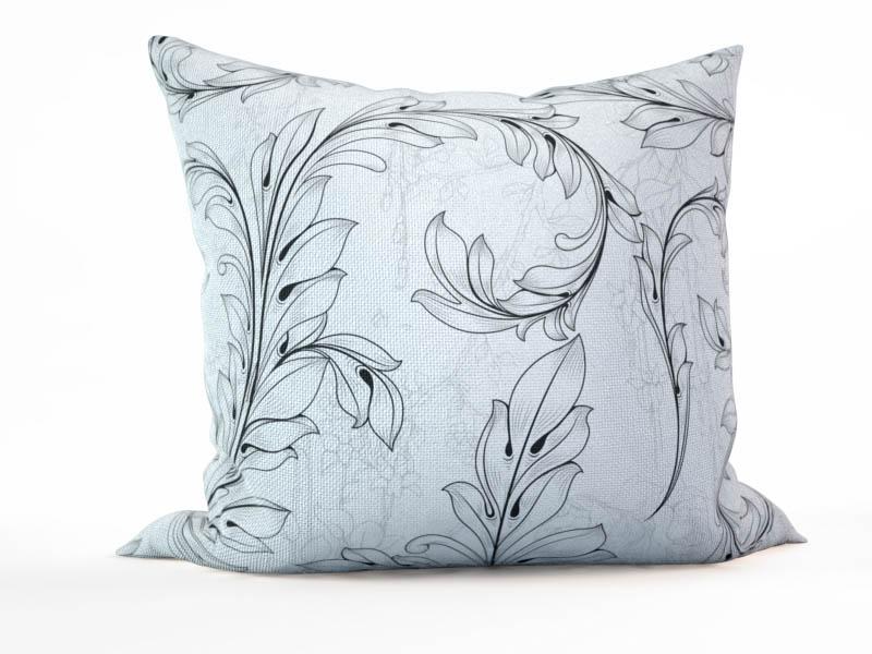 Декоративные подушки StickButik Декоративная подушка Стилизованная Растительность (45х45)