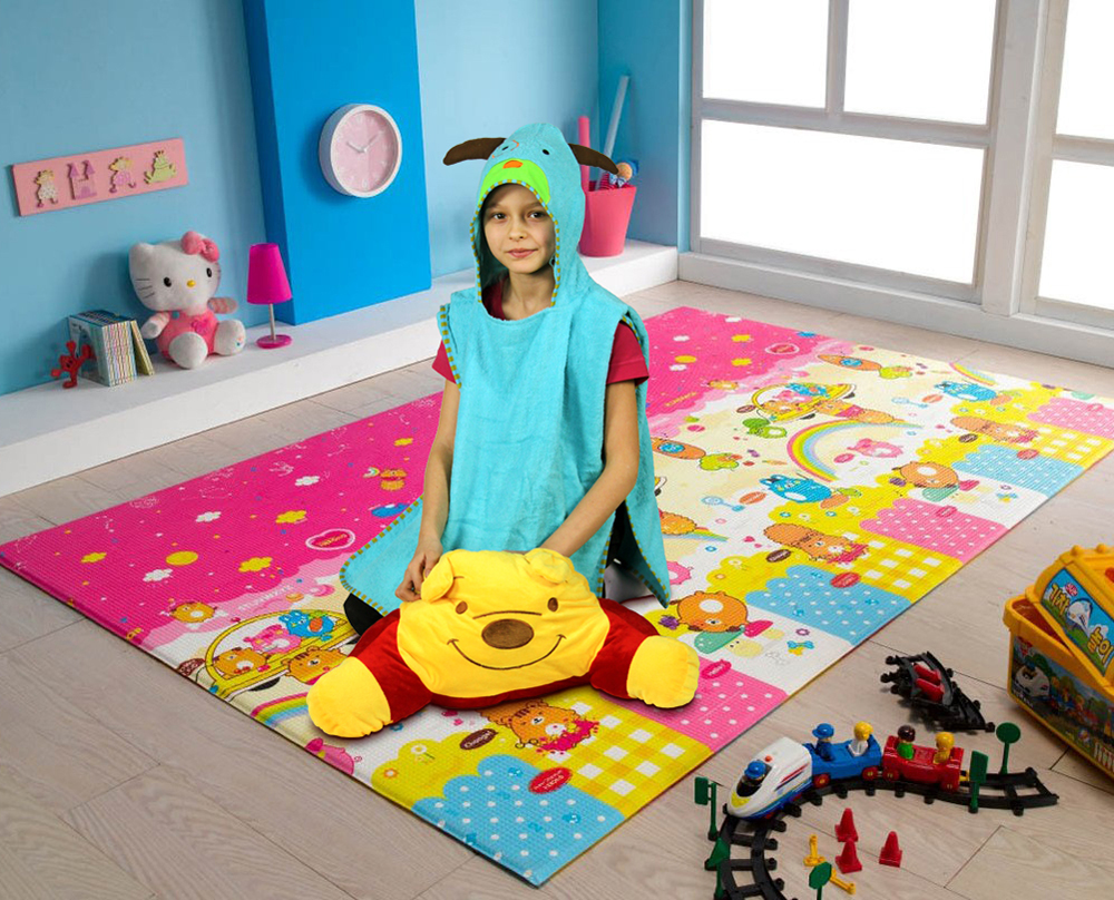 Полотенца Tango Детское полотенце Щенок Цвет:Бирюзовый (57х57 см) полотенца tango полотенце merrill 75х150 см