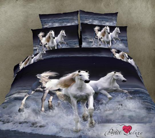 Постельное белье Famille Постельное белье Kaylen (2 сп. евро) постельное белье иматекс постельное белье евро