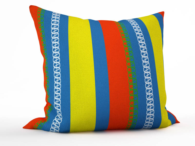Декоративные подушки StickButik Декоративная подушка Интересный Колорит (45х45)