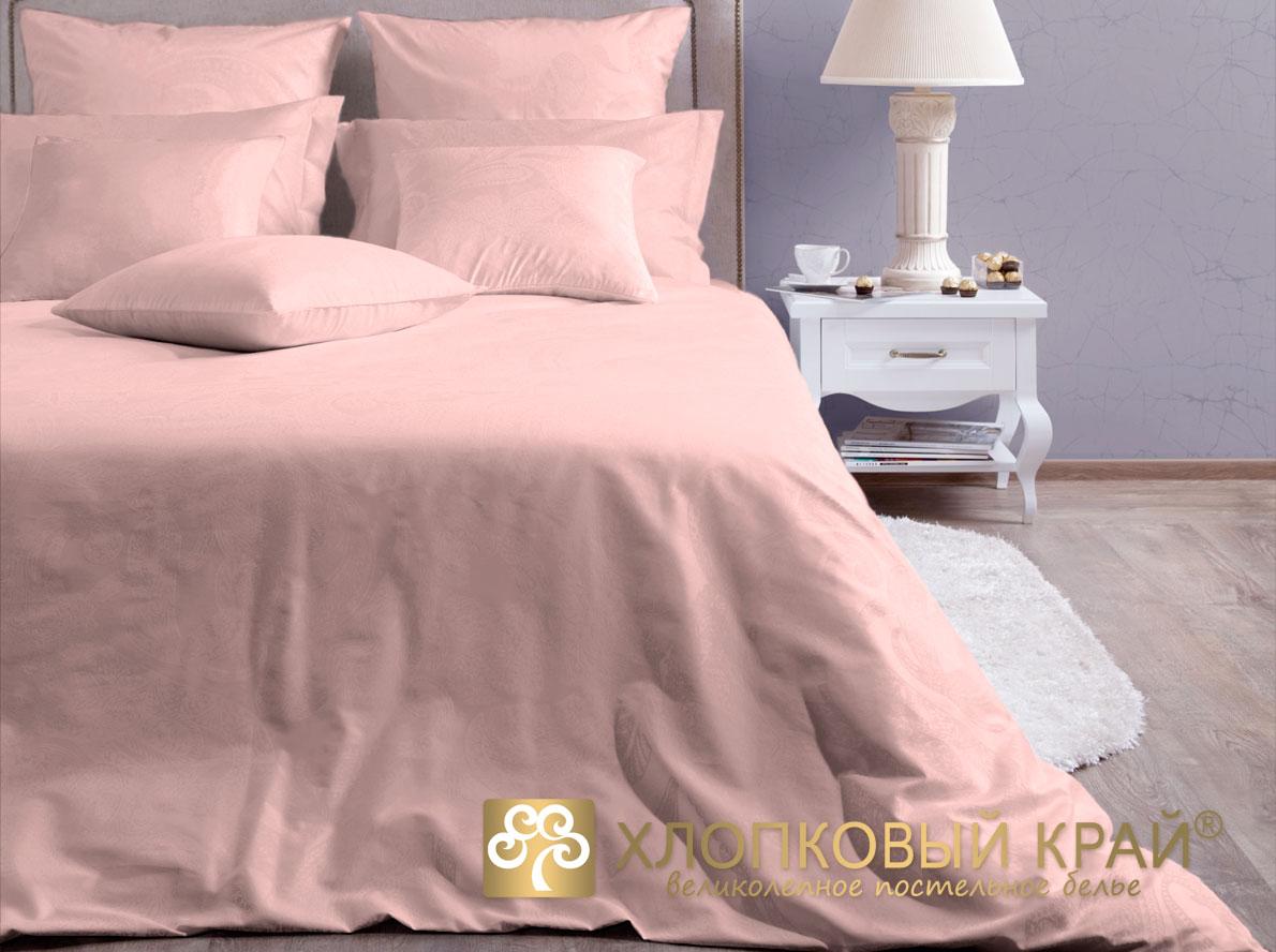 Постельное белье Хлопковый Край Постельное белье Дымчатая Роза (2 спал.)