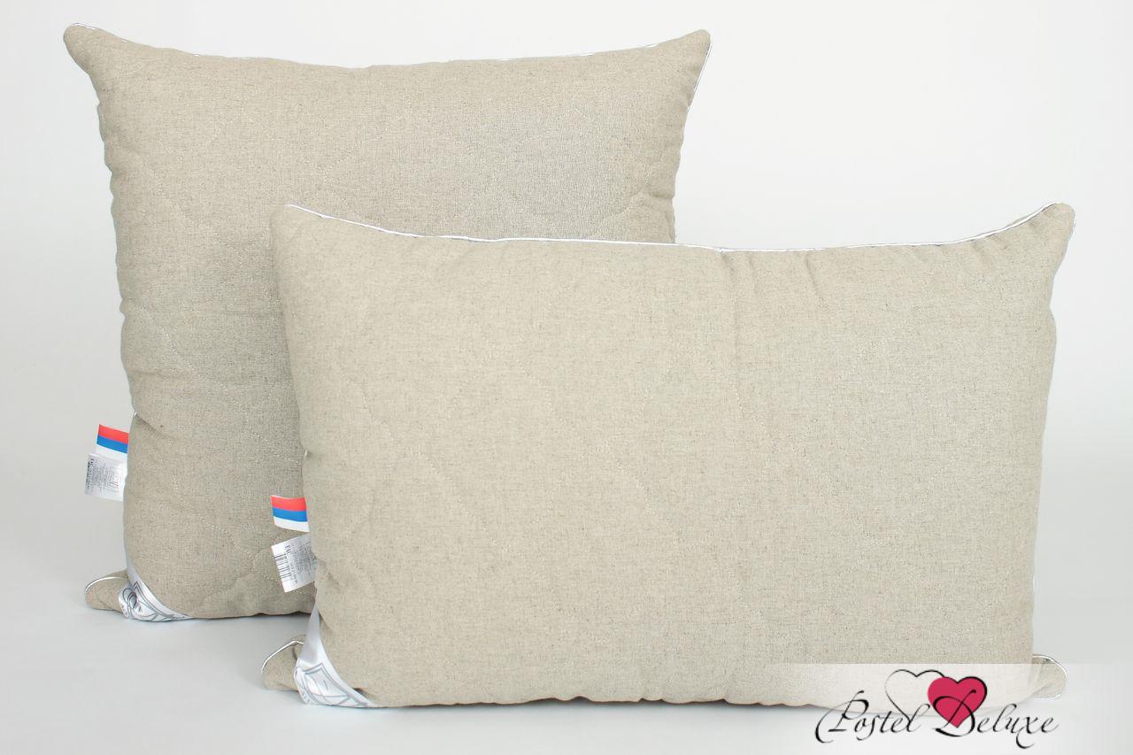 Подушки AlViTek Подушка Лён(70x70 см.) подушки 1st home подушка 50 70 лён