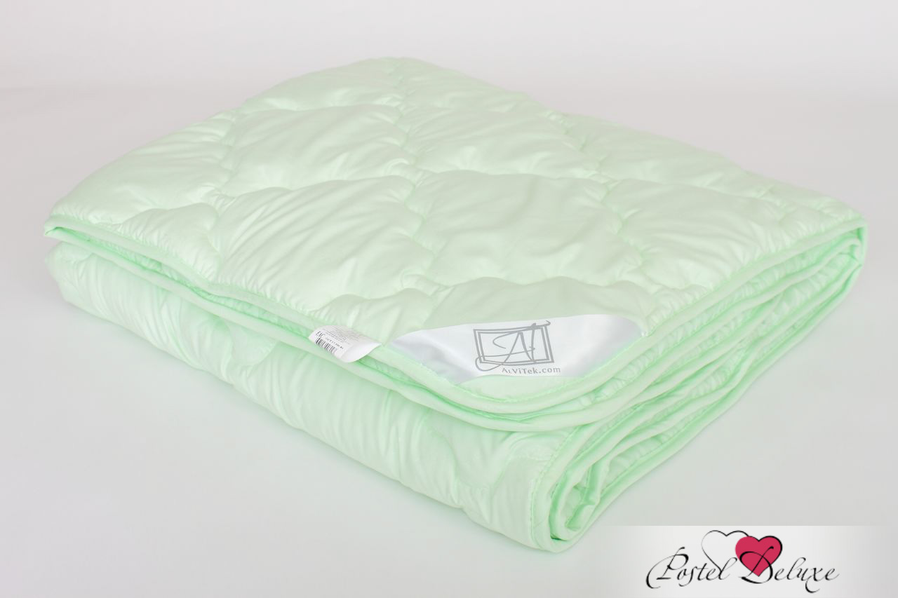 Одеяла AlViTek Одеяло Микрофибра-Бамбук Легкое (172х205 см) одеяло теплое легкие сны бамбук наполнитель бамбуковое волокно 172 х 205 см