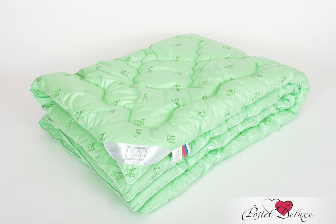 Одеяла AlViTek Одеяло Бамбук Очень Теплое (140x205 см.) одеяло теплое легкие сны бамбук наполнитель бамбуковое волокно 172 х 205 см