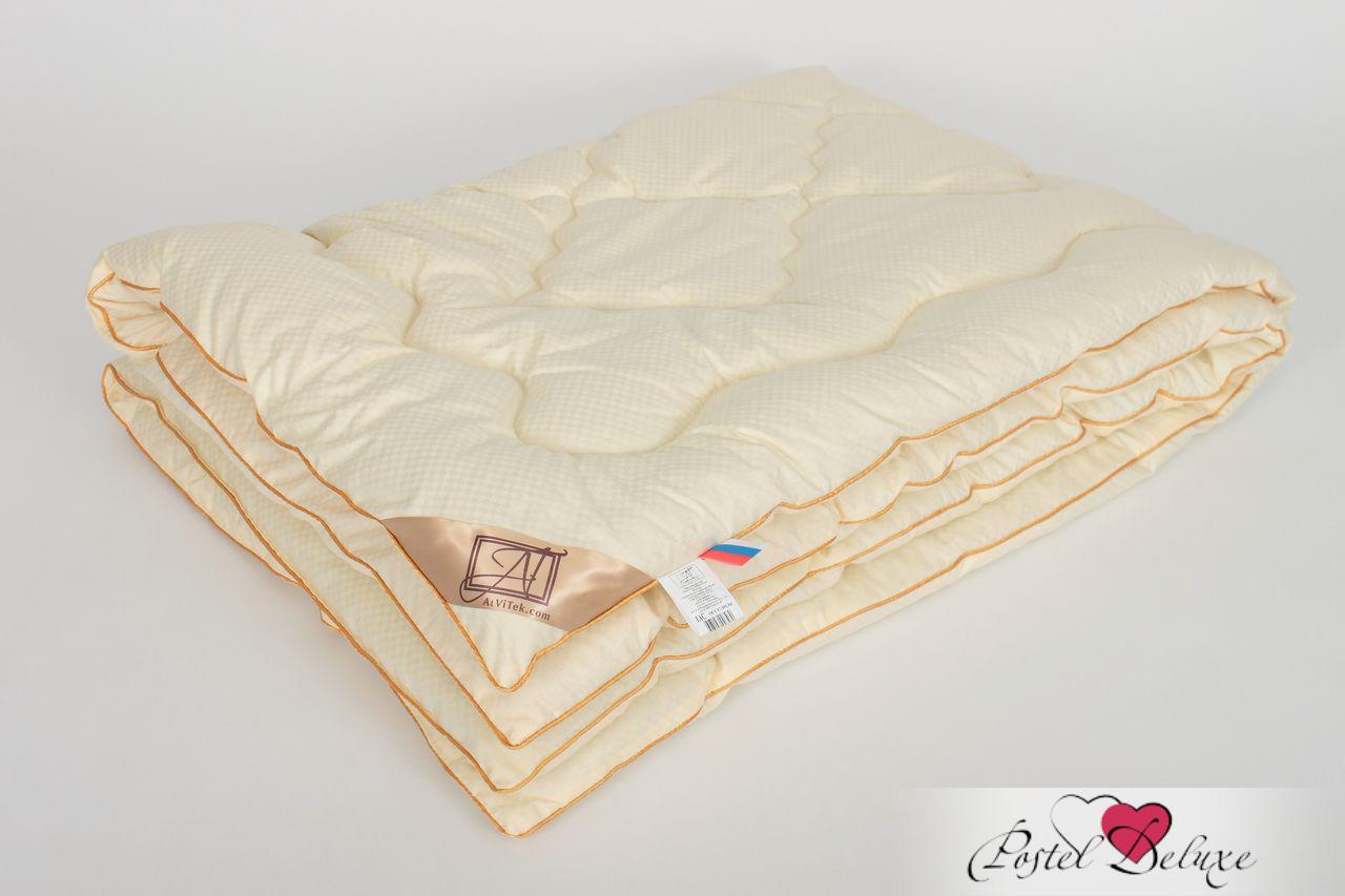 Одеяла AlViTek Одеяло Модерато Очень Теплое (140x205 см.) alvitek alvitek одеяло стандарт шерстяное теплое 140x205 см