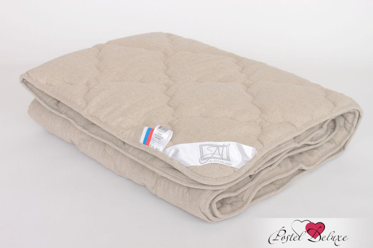 Одеяла AlViTek Одеяло ЛёнЛегкое(140x205 см.) alvitek alvitek одеяло стандарт шерстяное теплое 140x205 см
