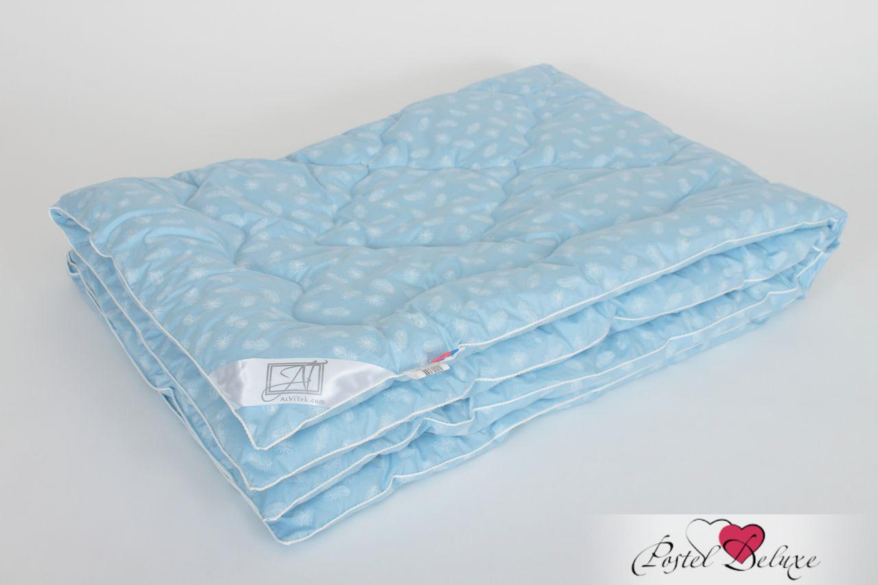 Одеяла AlViTek Одеяла Лебяжий Пух Очень Теплое (140x205 см.) alvitek alvitek одеяло стандарт шерстяное теплое 140x205 см