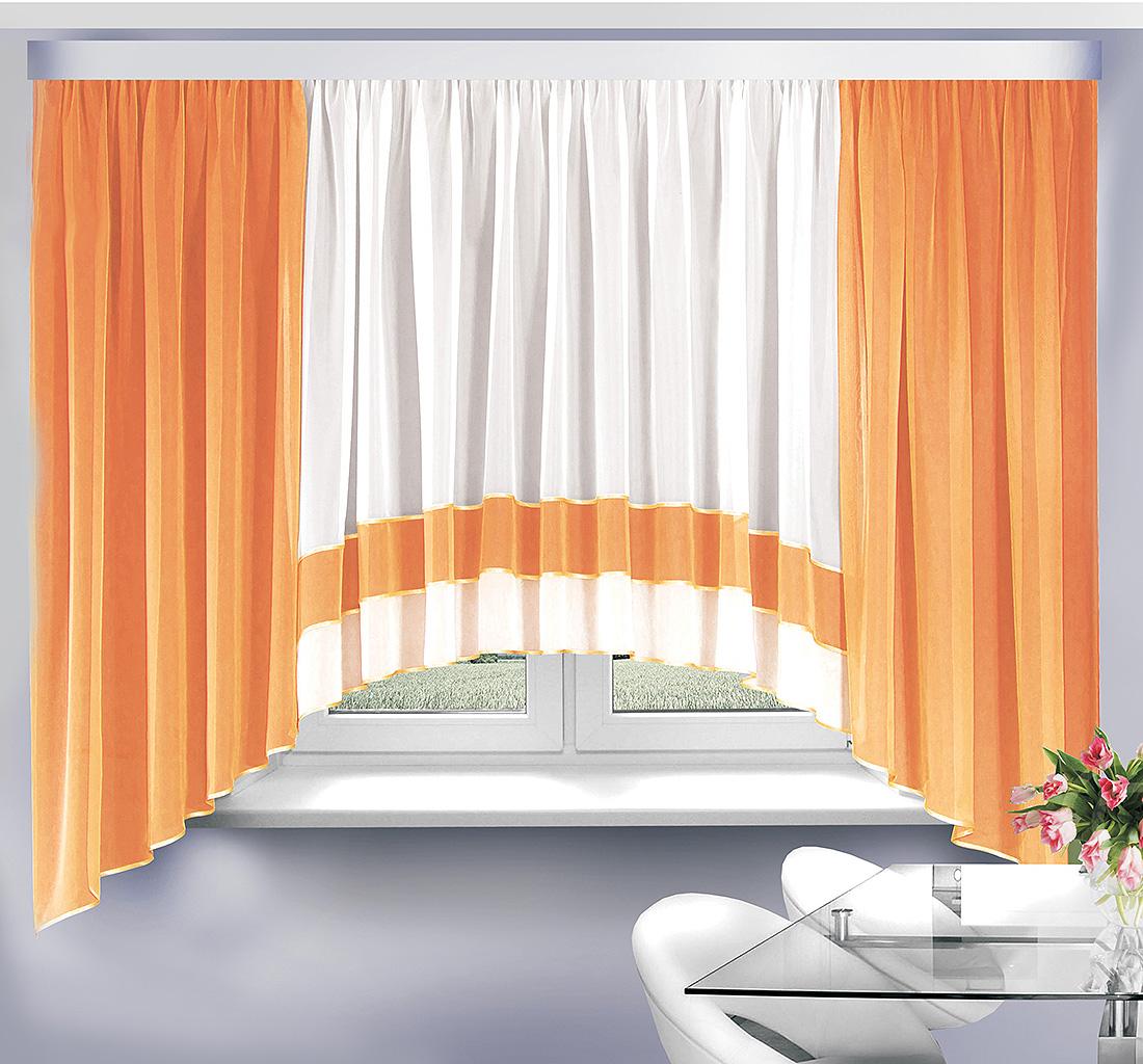 Шторы Велес Классические шторы Эрика Цвет: Карамельный шторы tac классические шторы winx цвет персиковый 200x265 см