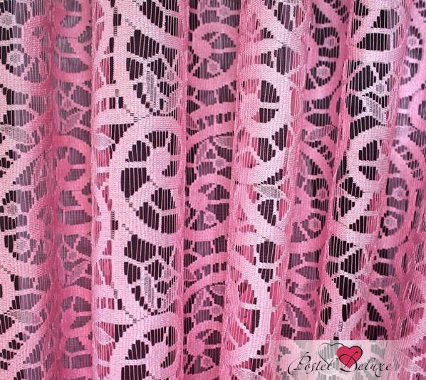 Шторы FIRANKA Классические шторы Ирма Цвет: Розовый шторы tac классические шторы winx цвет персиковый 200x265 см