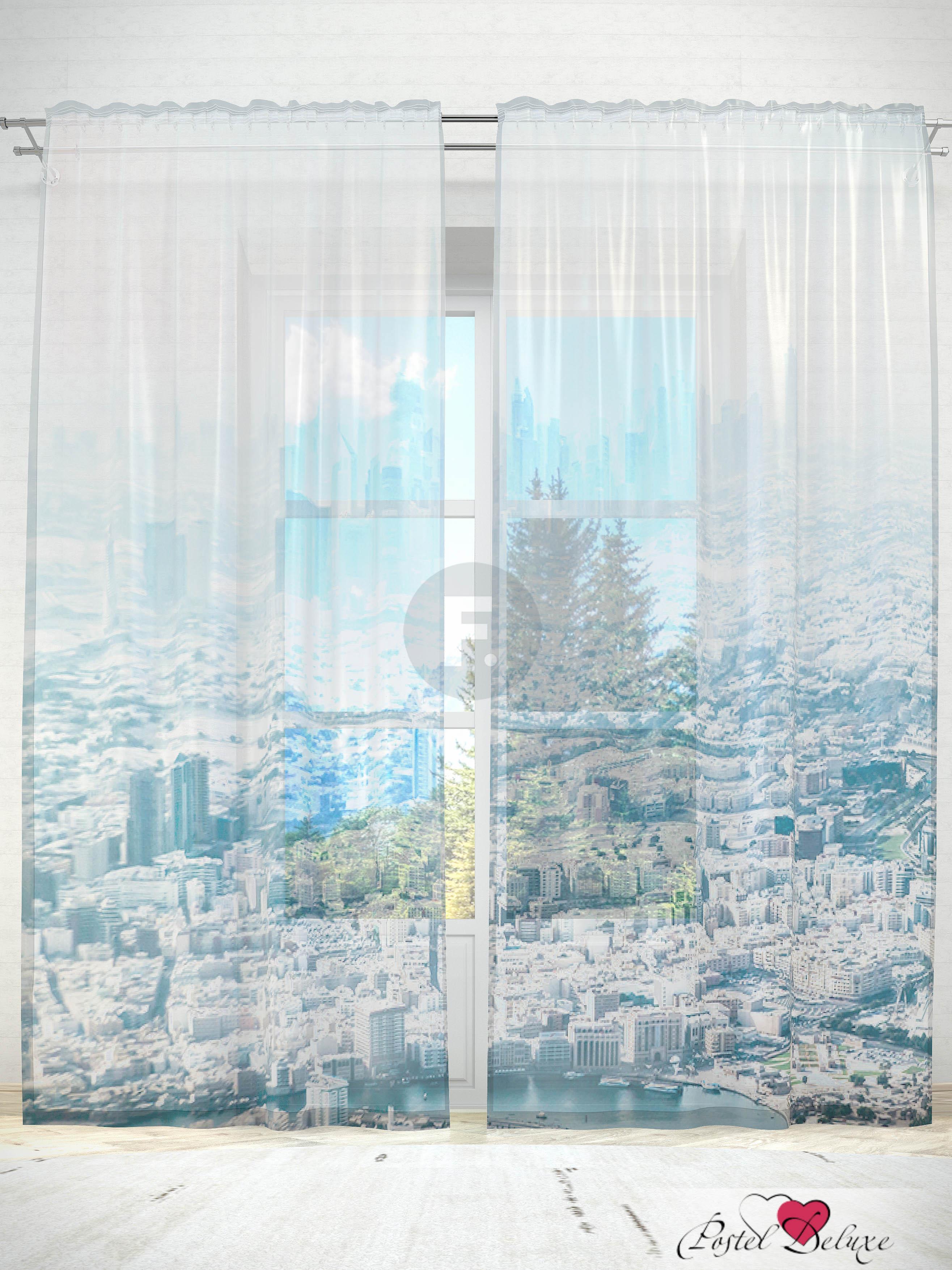 все цены на Шторы Fototende Фототюль Город с высоты полета