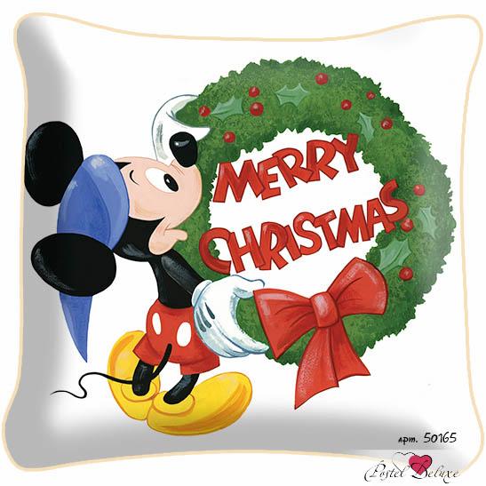Декоративные подушки Fototende Декоративная подушка Mickey Mouse (45х45) dg подушка с собачкой mickey doggie