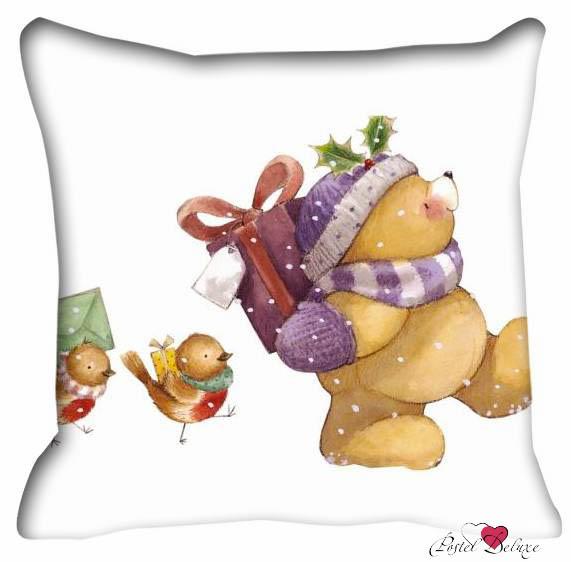Декоративные подушки Fototende Декоративная подушка Медвежонок (45х45)