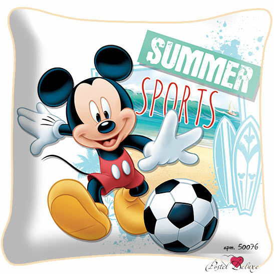 Декоративные подушки Fototende Декоративная подушка Mickey Mouse (45х45)