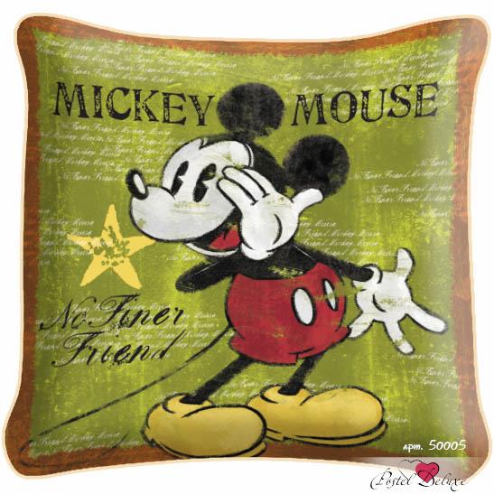 Декоративные подушки Fototende Декоративная подушка Mickey Mouse (45х45) roomble подушка mickey doggie
