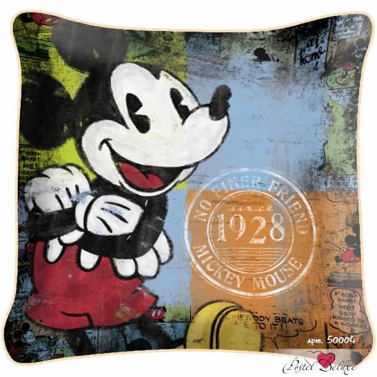 Декоративные подушки Fototende Декоративная подушка Mickey Mouse (45х45) подушка арти м декоративная 45х45 см цветы 703 694 37