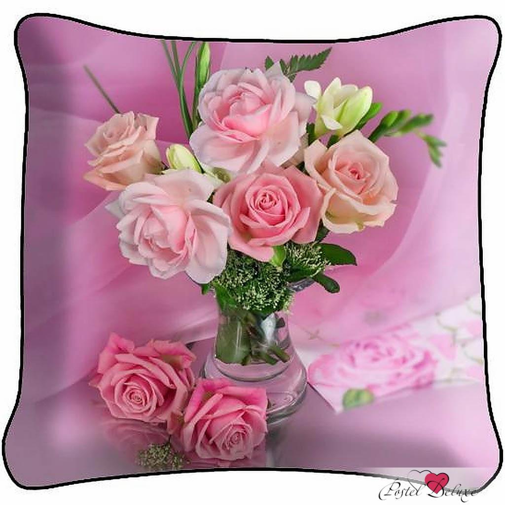 Декоративные подушки Fototende Декоративная подушка Букет роз (45х45)