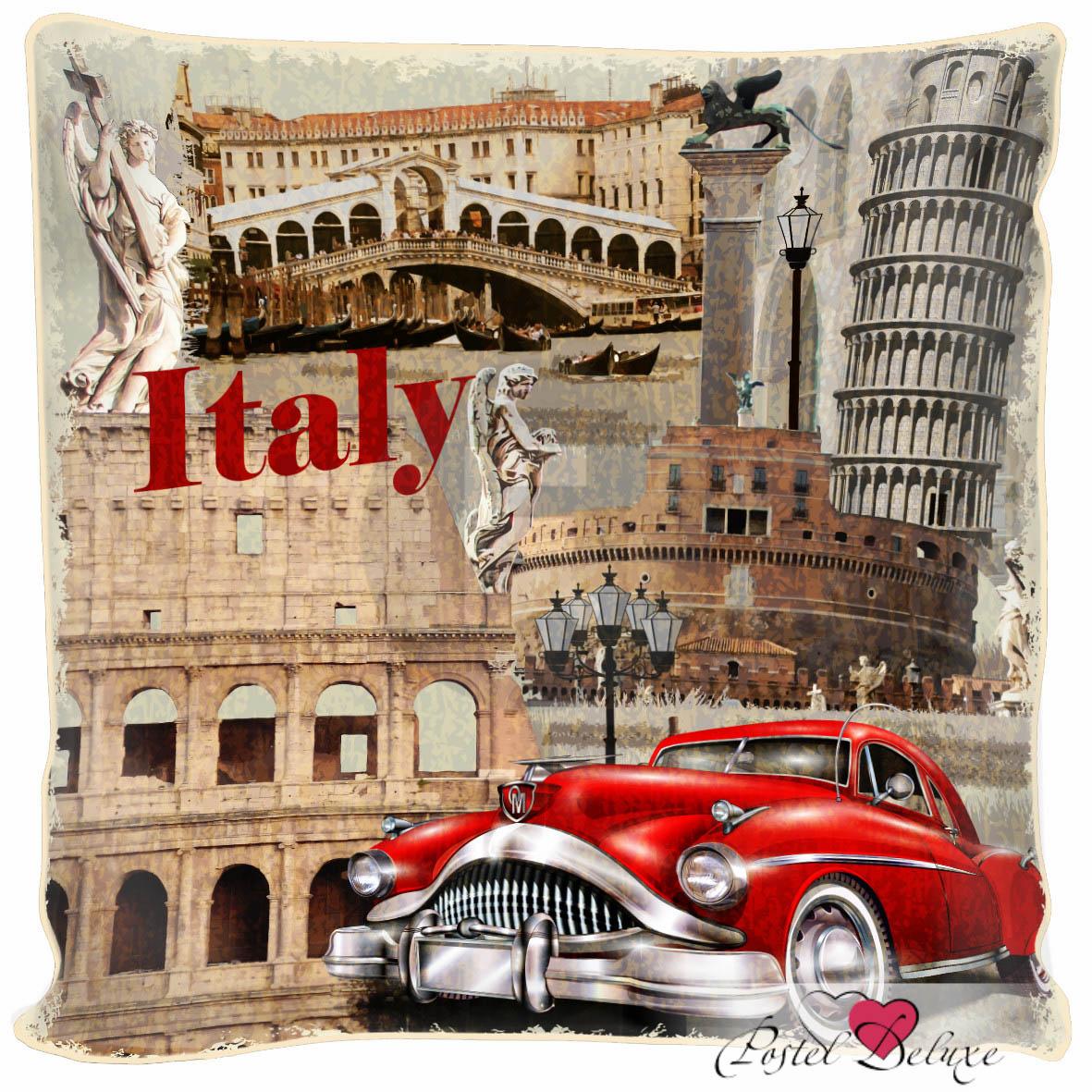 Декоративные подушки Fototende Декоративная подушка Italy (45х45)