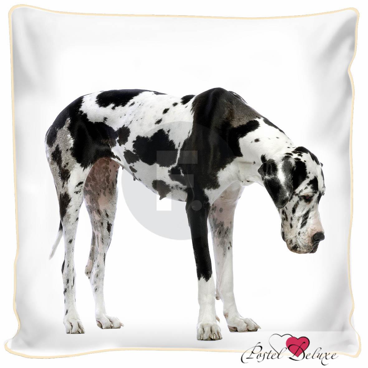 Декоративные подушки Fototende Декоративная подушка Darell (45х45) darell осторожно охраняется собаками rp0014
