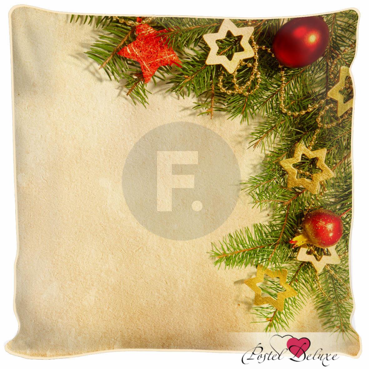 Декоративные подушки Fototende Декоративная подушка Новогодняя (45х45)