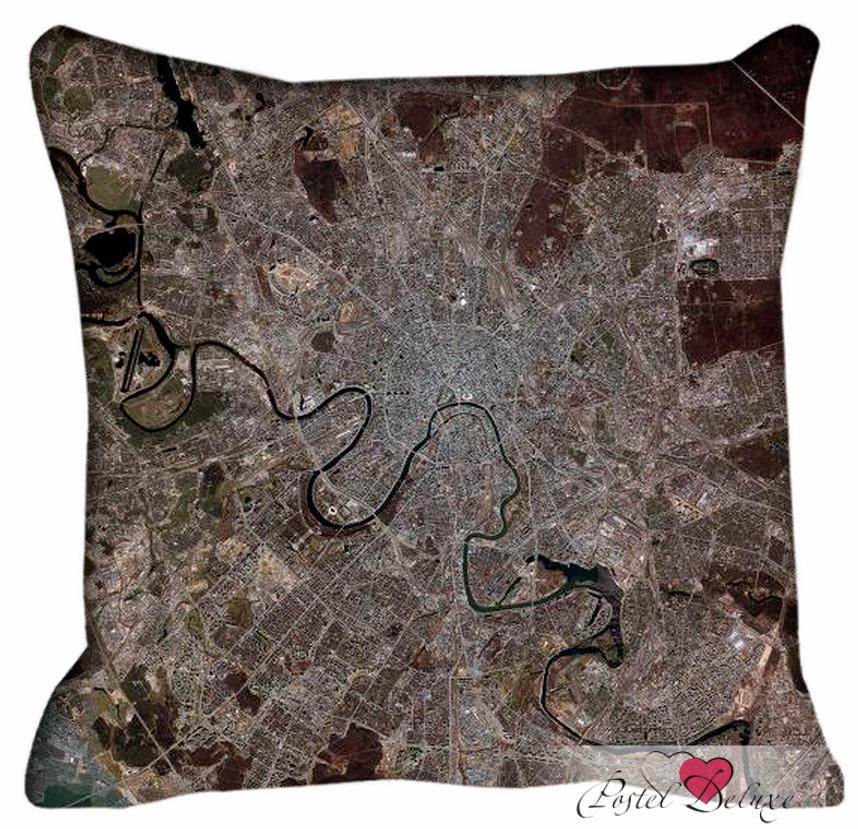 Декоративные подушки Fototende Декоративная подушка Москва (45х45) литературная москва 100 лет назад