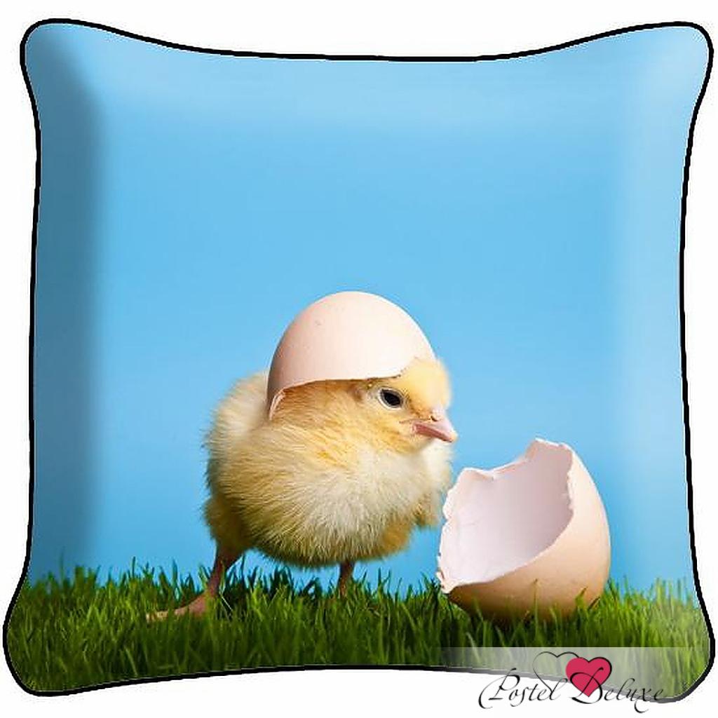 Декоративные подушки Fototende Декоративная подушка Цыпленок (45х45)
