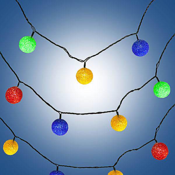 {}  Светодиодная гирлянда Кристалл (330 см) гирлянда электрическая lunten ranta сосулька 20 светодиодов длина 2 85 м