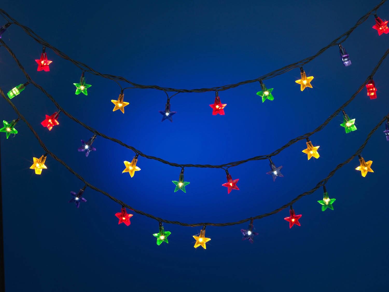 {}  Светодиодная гирлянда Звезда (680 см) новогодняя гирлянда lunten ranta цвет фуксия длина 2 м 65517