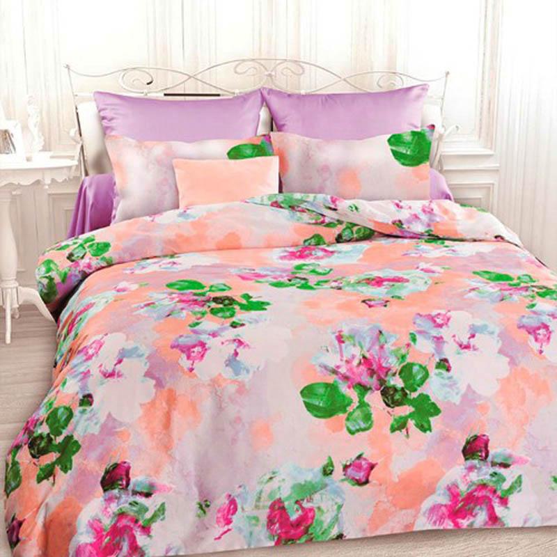 Постельное белье Унисон Постельное белье Розелла (1,5 спал.) попугаи розелла фото москва