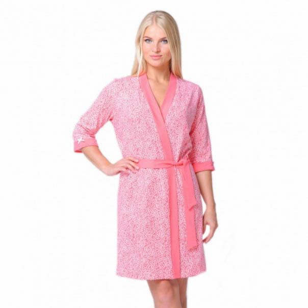 где купить Домашние халаты Santi Домашний халат Коралл (хL) по лучшей цене
