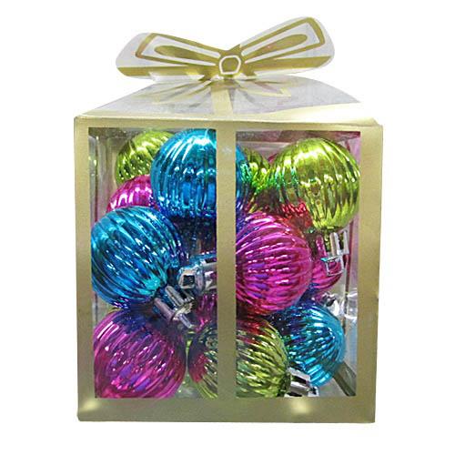 {}  Елочные шарики Allaster (3 см - 21 шт) елочные шарики nicholas 8 см 3 шт
