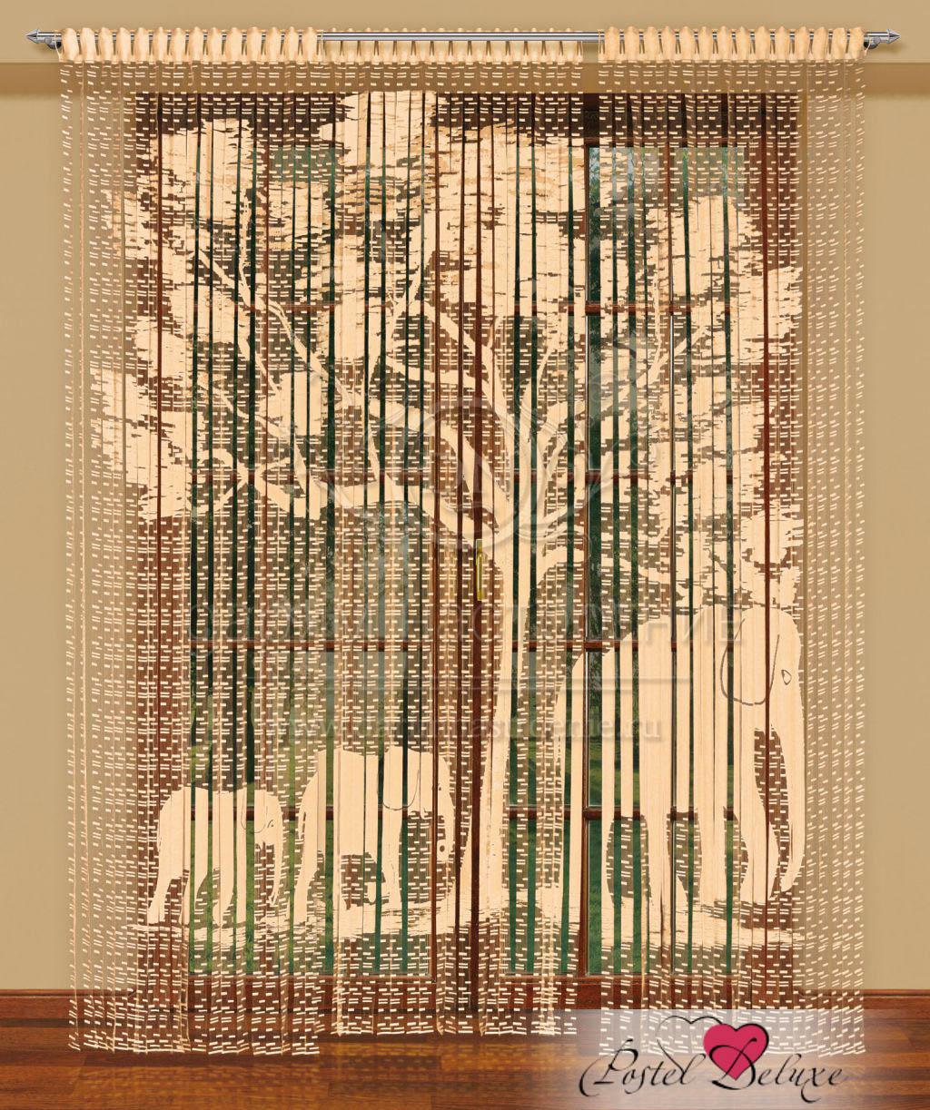 Шторы Haft Нитяные шторы Avice Цвет: Кремовый шторы haft японские шторы hadise цвет кремовый