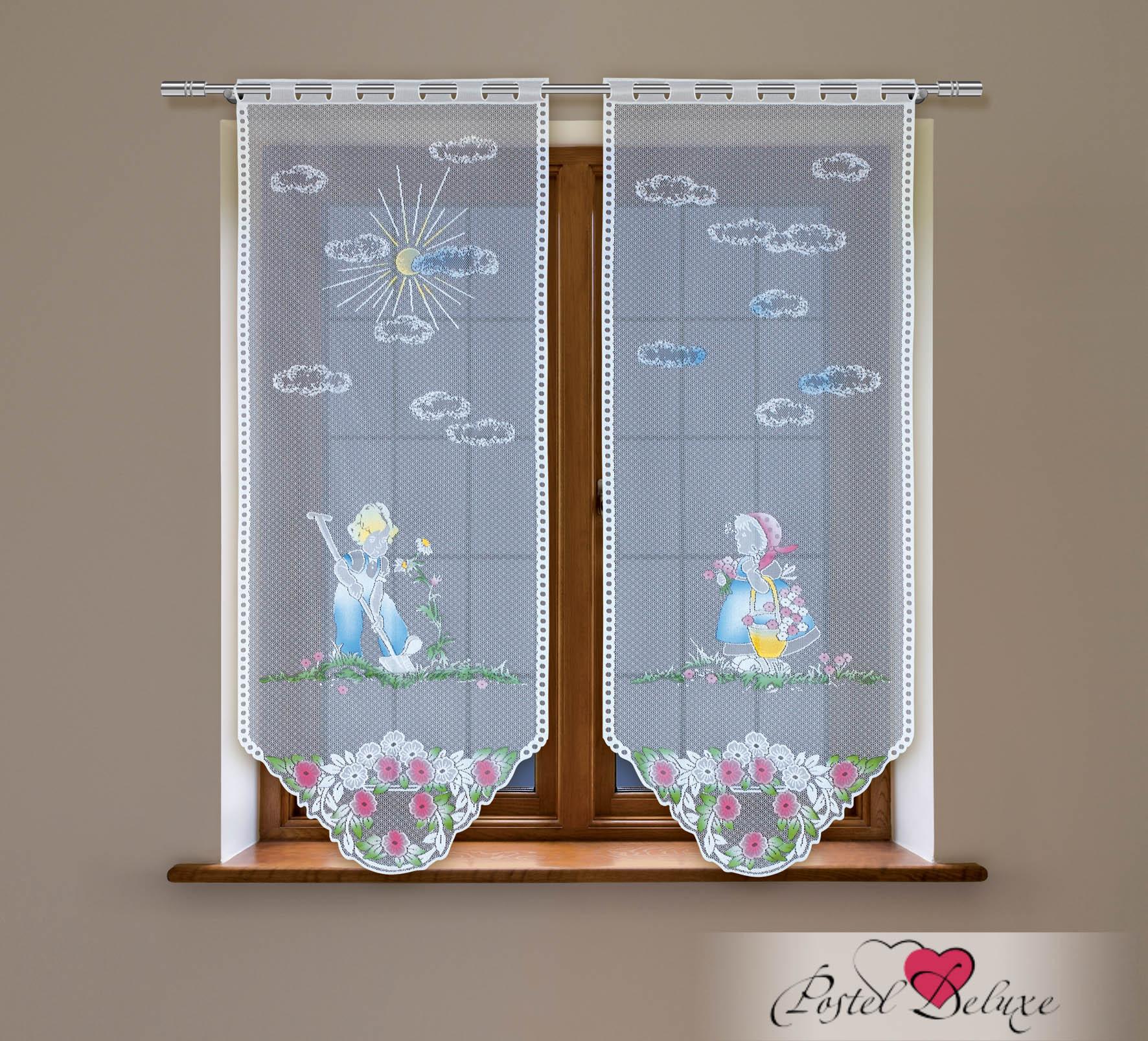 Шторы Haft Японские шторы Yonca Цвет: Белый