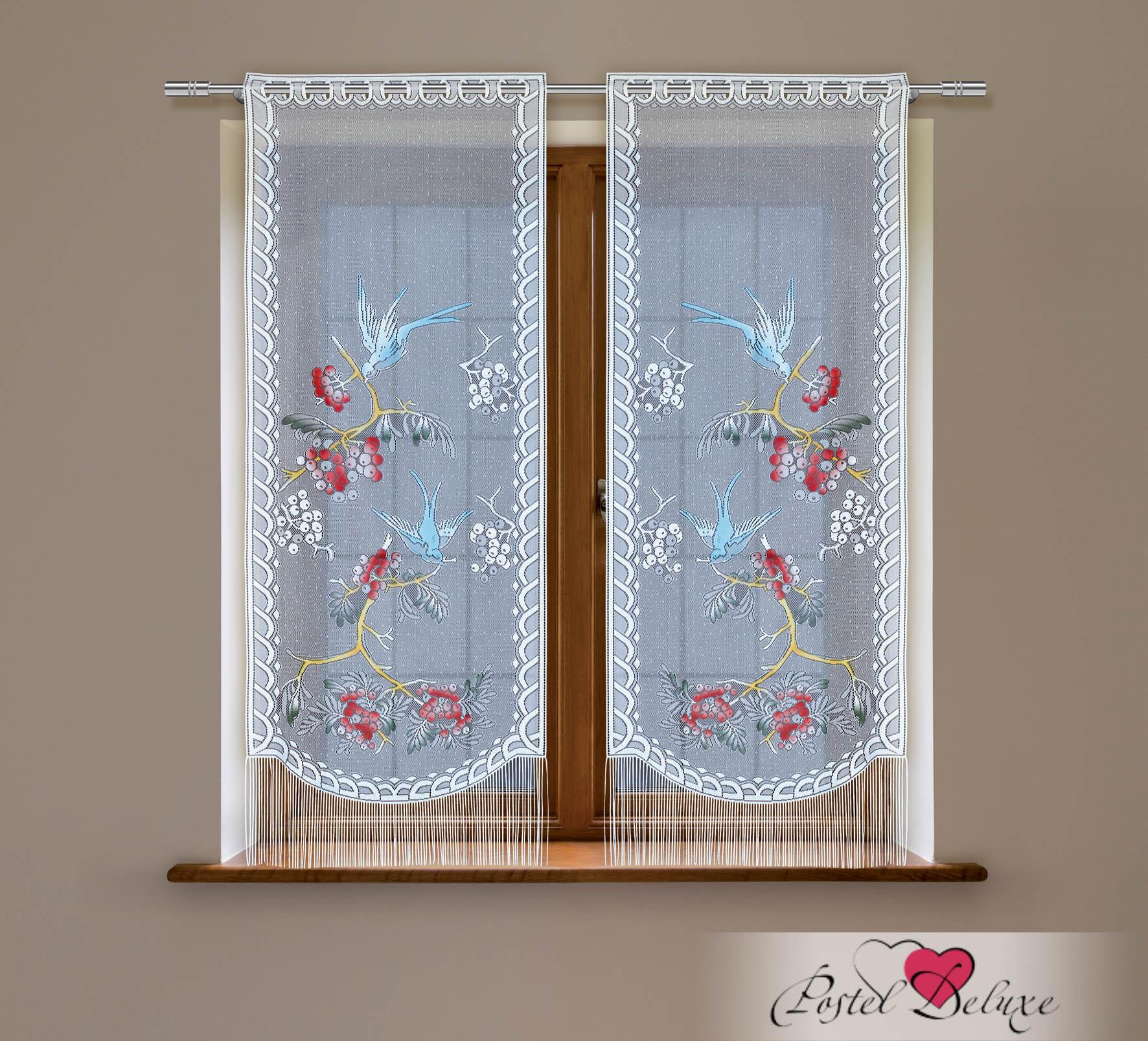 Шторы Haft Японские шторы Yaprak Цвет: Белый