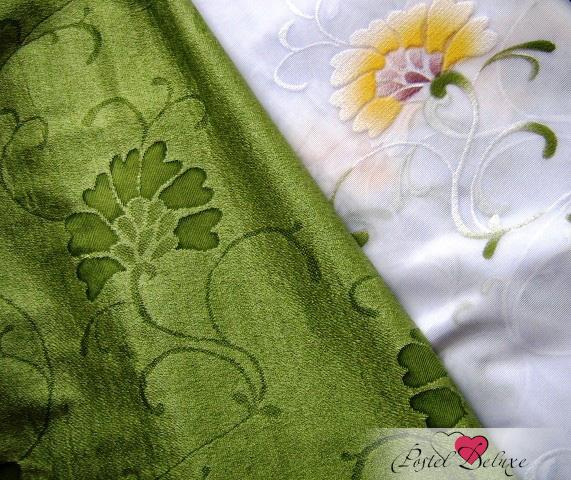 Шторы Haft Классические шторы Кира Цвет: Оливковый шторы tac классические шторы winx цвет персиковый 200x265 см