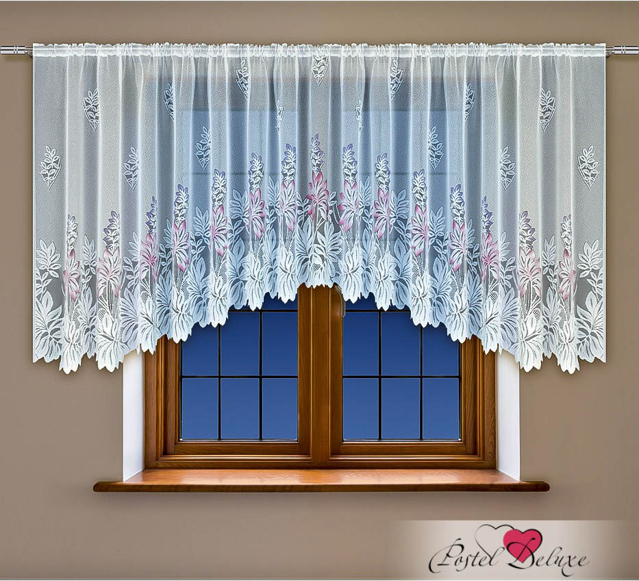 Шторы Haft Классические шторы Almah Цвет: Белый шторы tac классические шторы winx цвет персиковый 200x265 см