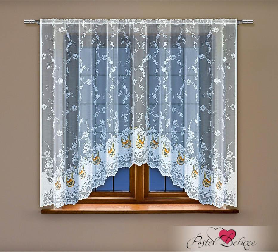 Шторы Haft Классические шторы Rain Цвет: Белый шторы tac классические шторы winx цвет персиковый 200x265 см