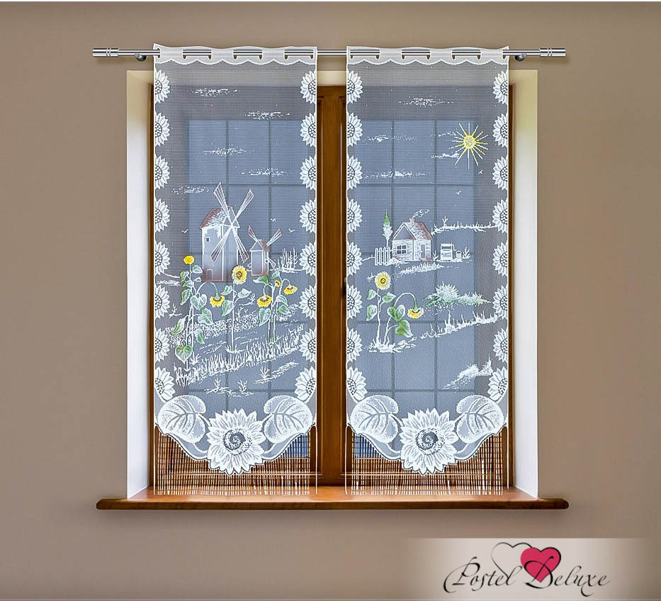 Шторы Haft Японские шторы Leola Цвет: Белый шторы интерьерные haft комплект штор для гостиной