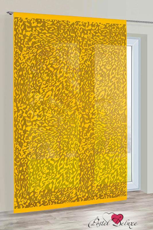 Шторы Haft Японские шторы Abdon Цвет: Золотой