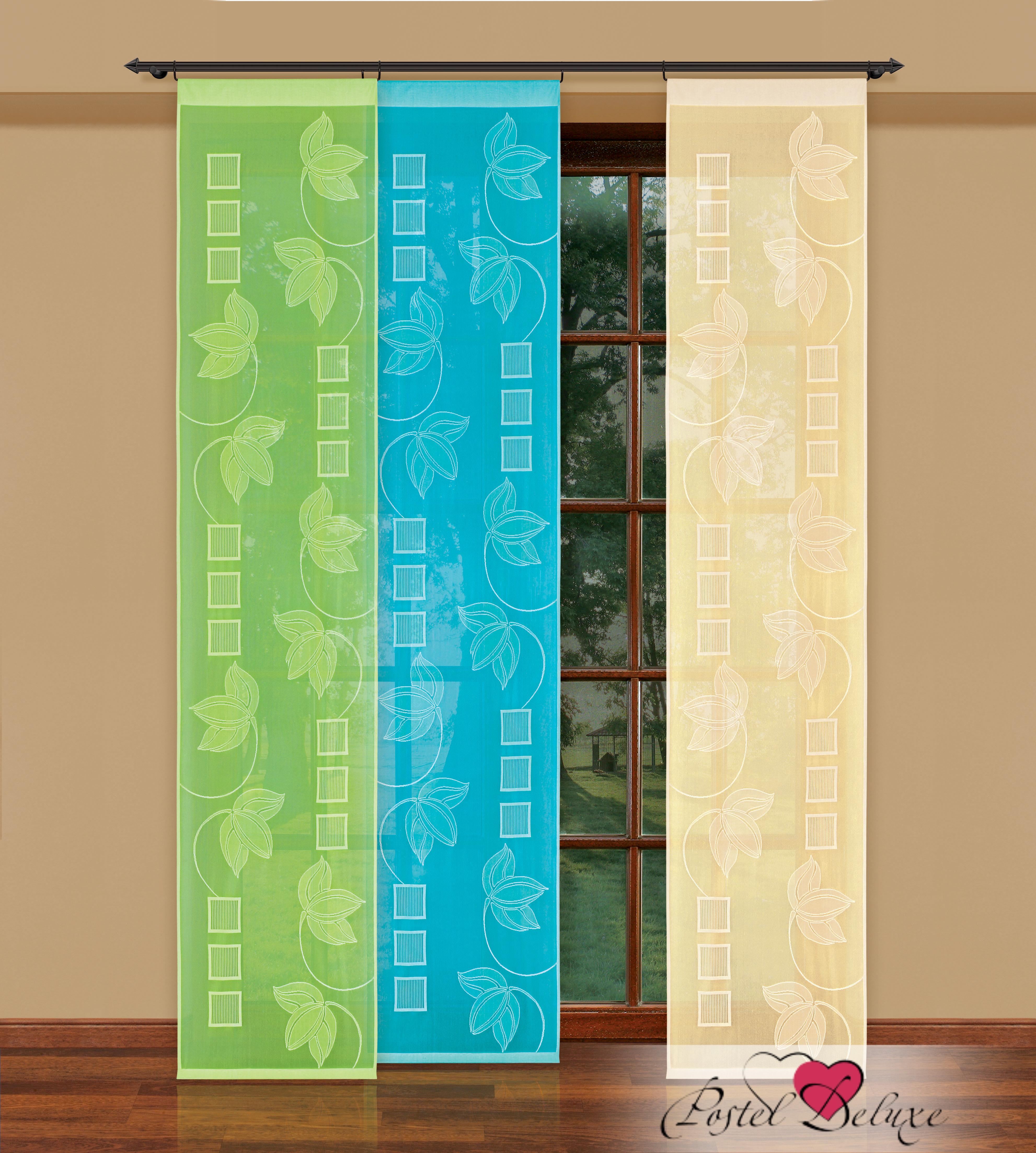 Шторы Haft Японские шторы Violeta Цвет: Бирюзовый