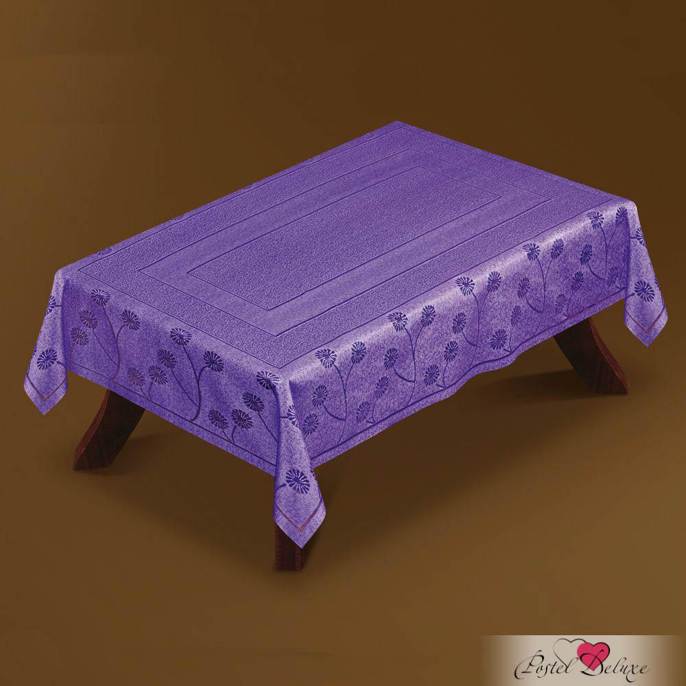 Скатерти и салфетки Haft Скатерть Bettie Цвет: Фиолетовый (100х160 см)