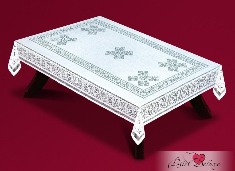 Скатерти и салфетки Haft Скатерть Betony Цвет: Белый (120х160 см) ганг коврик для дома betony 60х90 см