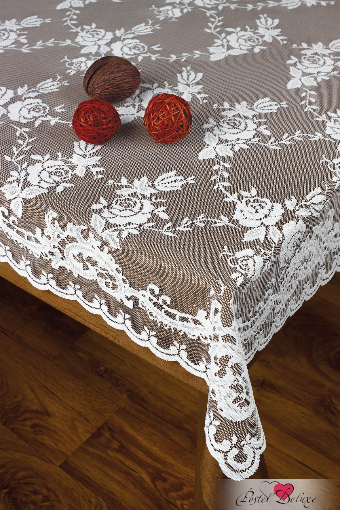 Скатерти и салфетки Haft СкатертьNebuchadrezzarЦвет: Белый (120х160 см) скатерти и салфетки haft скатерть raylene цвет белый 120х160 см