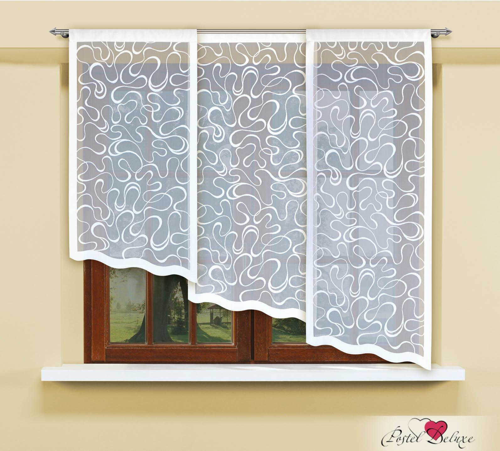 Шторы Haft Японские шторы Brooks Цвет: Белый