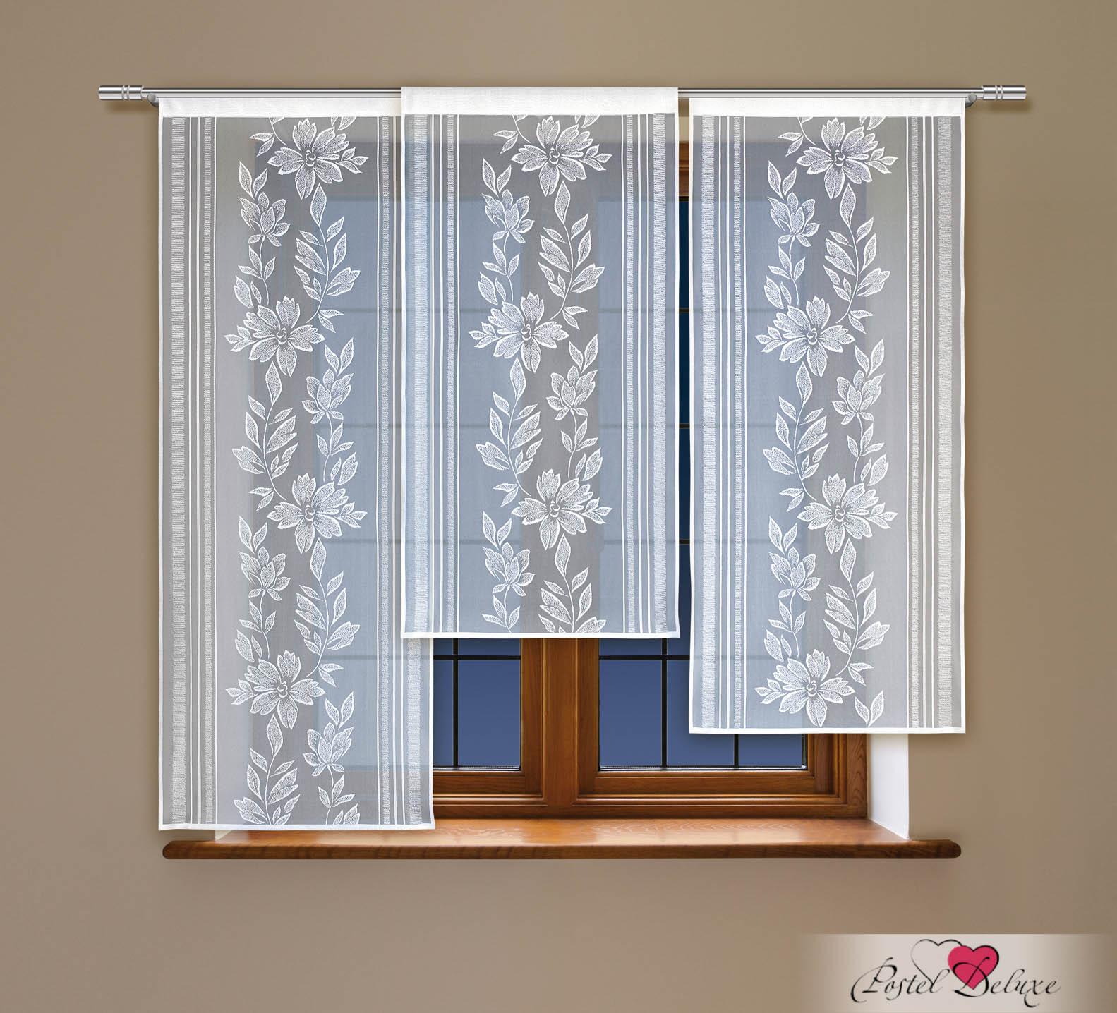 Шторы Haft Японские шторы Edyta Цвет: Белый