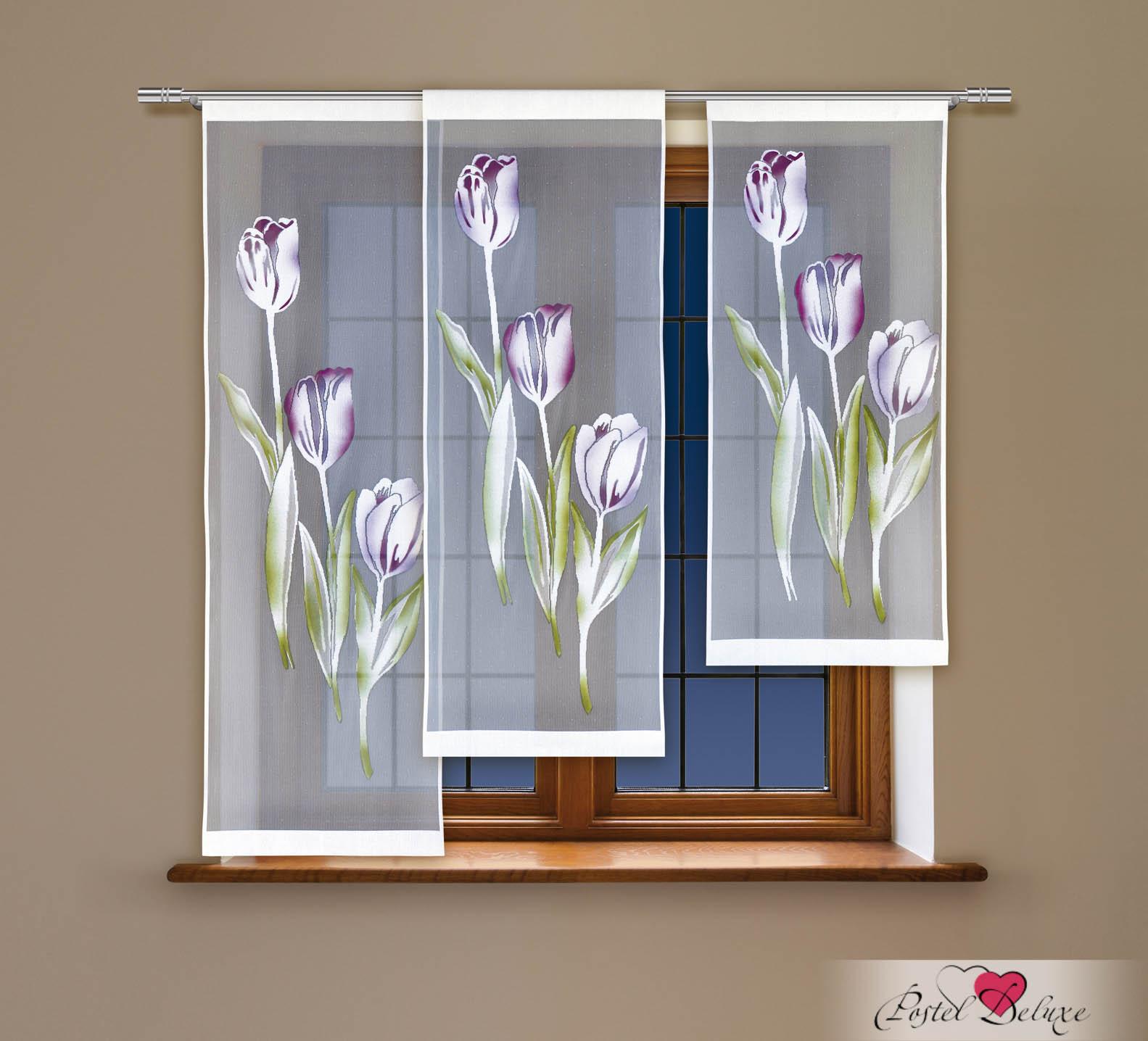 Шторы Haft Японские шторы Vester Цвет: Белый