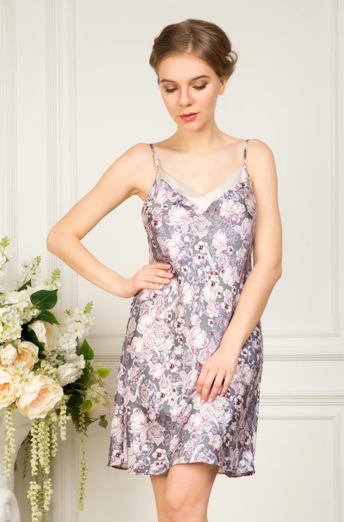 Ночные сорочки Mia-Mia Ночная сорочка Fiona (xL) ночные сорочки mia mia ночная сорочка cleopatra xxl