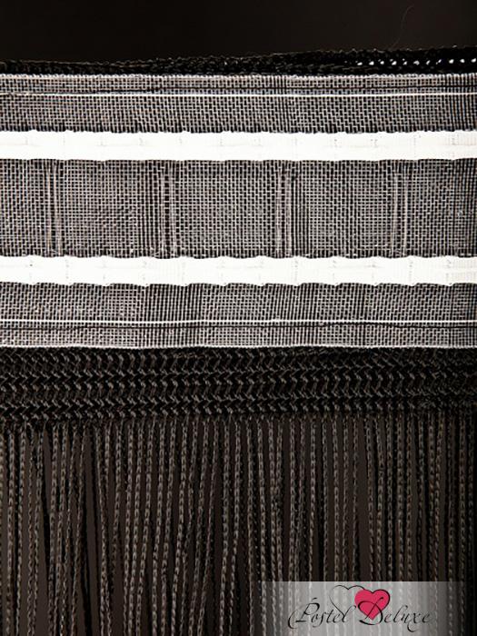 Шторы HomeDeco Нитяные шторы Постоянство Цвет: Черный