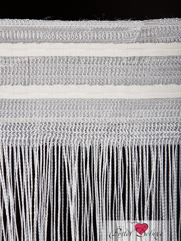 Шторы HomeDeco Нитяные шторы Стразики Цвет: Серый