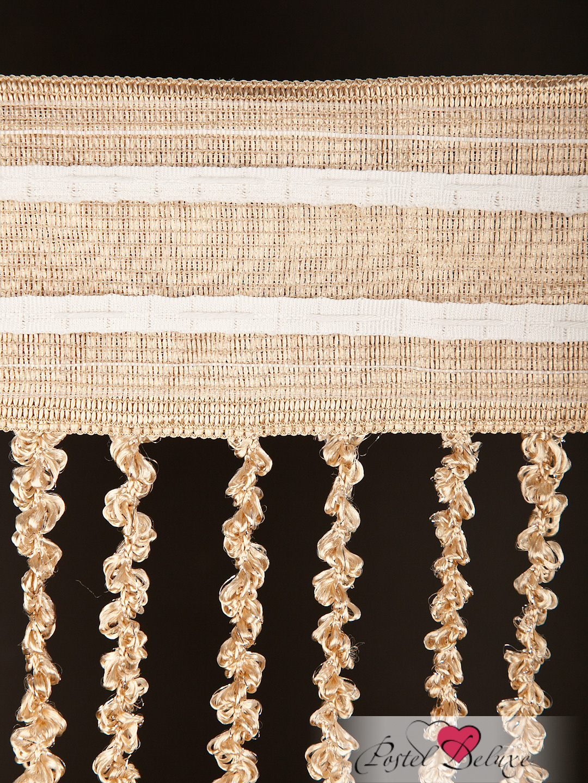 Шторы HomeDeco Нитяные шторы Спираль Цвет: Кремовый