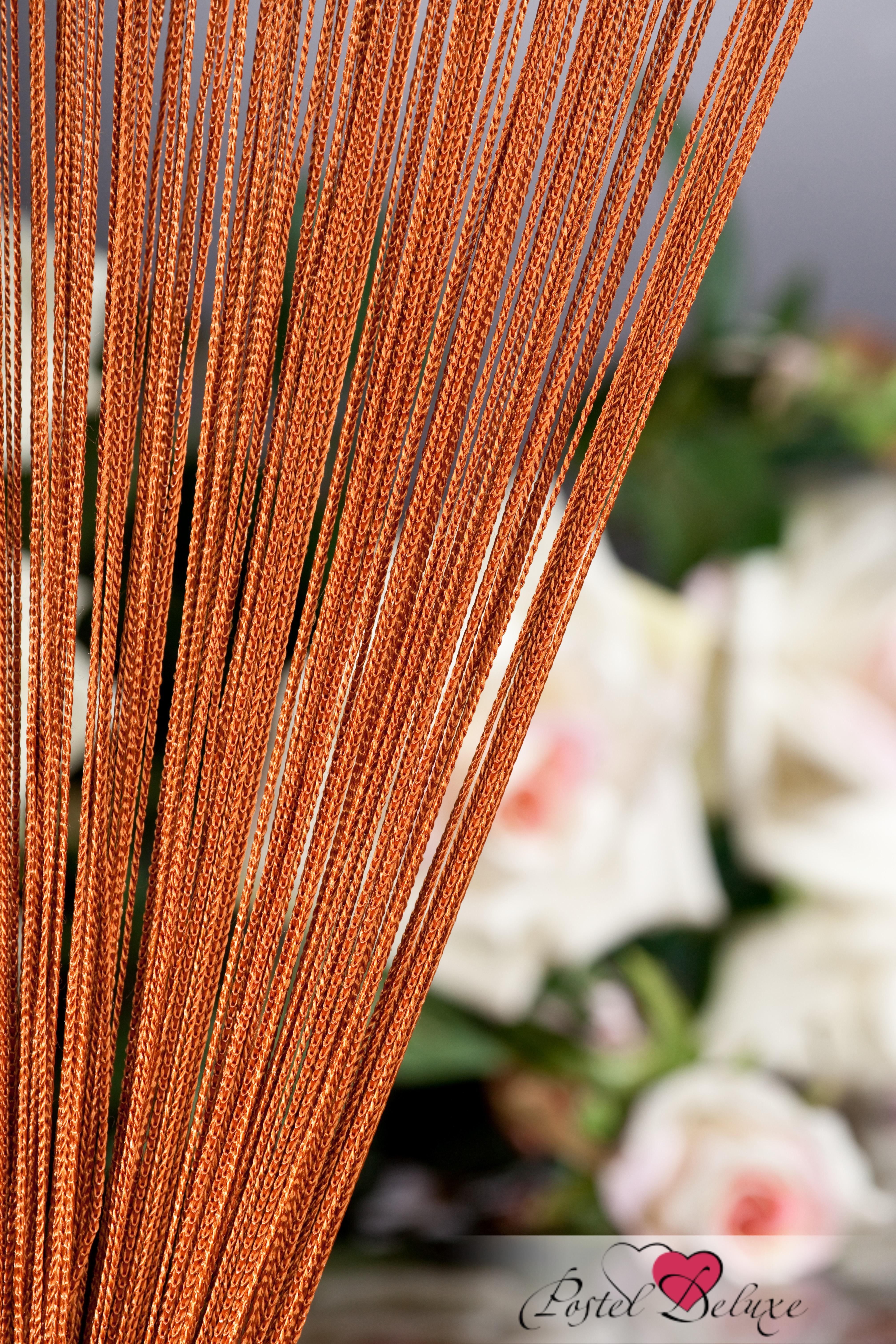 Шторы HomeDeco Нитяные шторы Мудрость Востока Цвет: Терракотовый